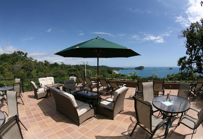 La Mansion Inn, Manuel Antonio, Outdoor Dining