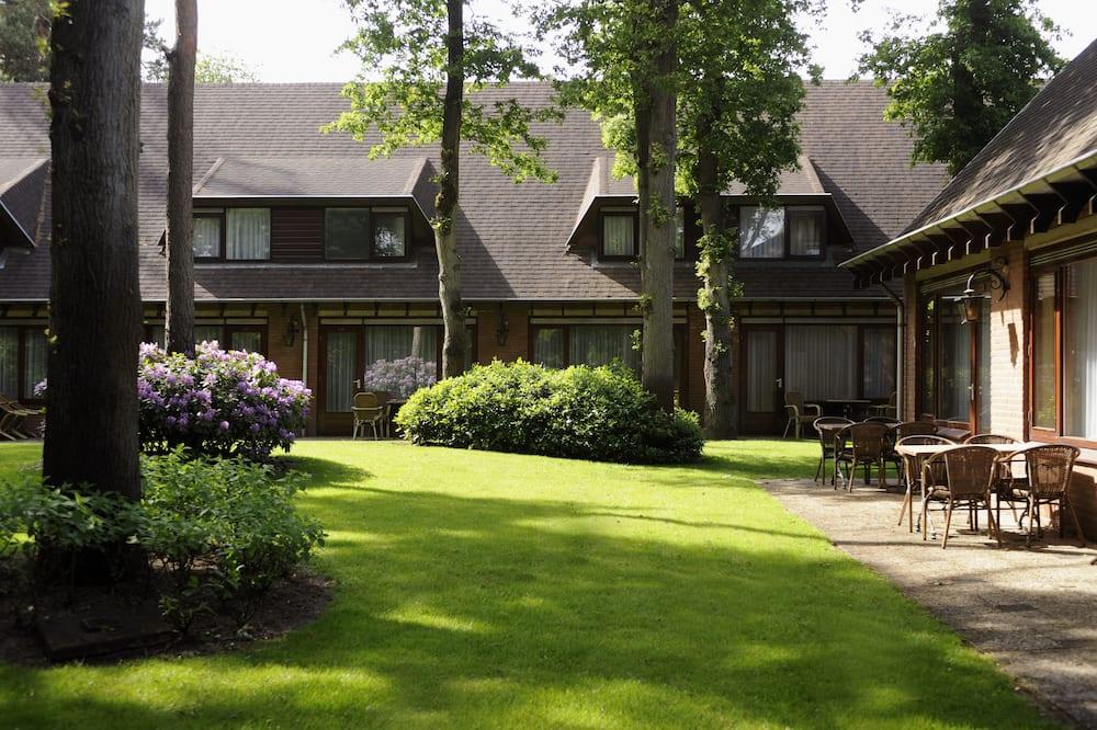 Habitación Confort con 2 camas individuales, con vista al jardín - Vista al jardín