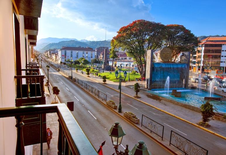 Xima Exclusive Cusco, Cusco, Průčelí hotelu ve dne/v noci