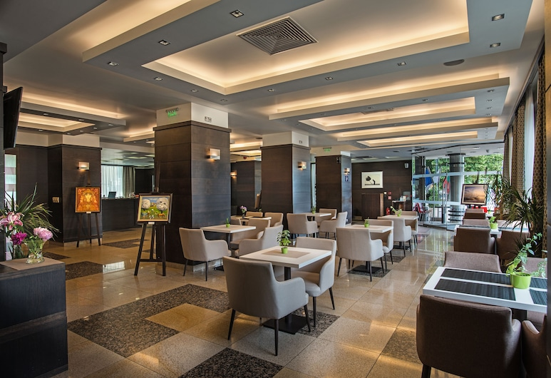 Rosslyn Central Park Hotel, Sofia, Lobby