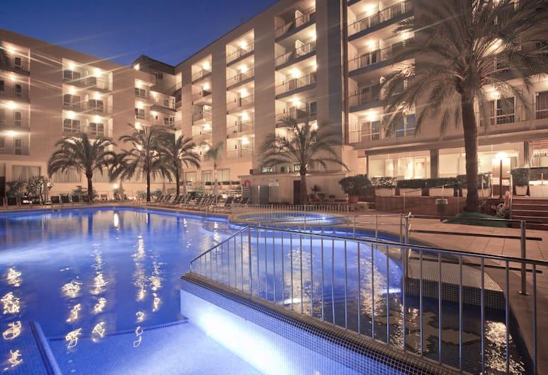 Hotel Cosmopolitan, Playa de Palma, Medence