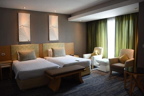 Grand Richmond Stylish Convention Hotel In Nonthaburi Hotels Com