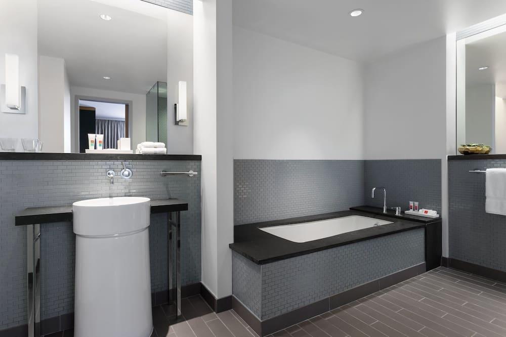 Suite, 1 Schlafzimmer - Badezimmer