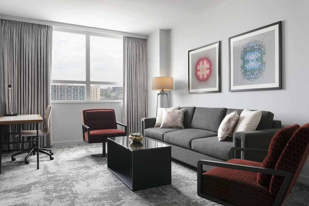 Suite, 1 Schlafzimmer - Zimmer