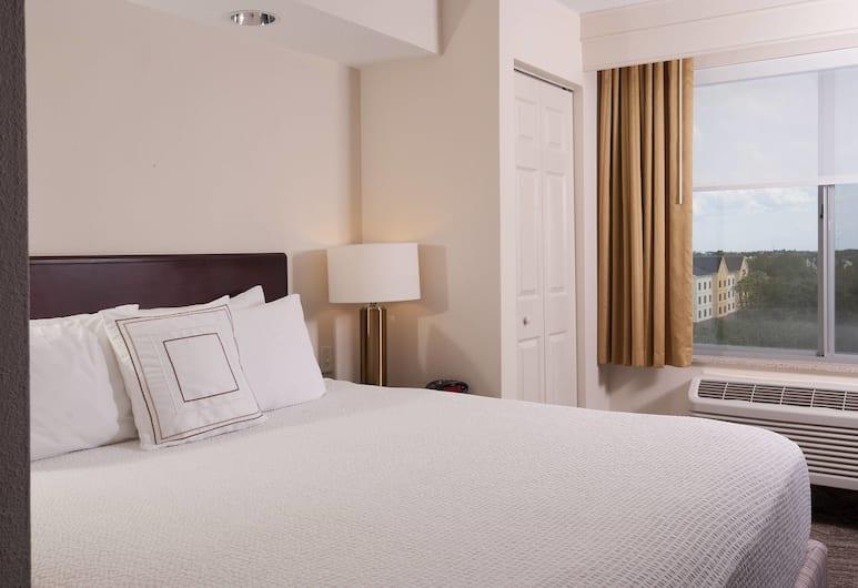Springhill Suites by Marriott Orlando Airport, Orlando, Apartament typu Suite, Łóżko king i sofa, Pokój