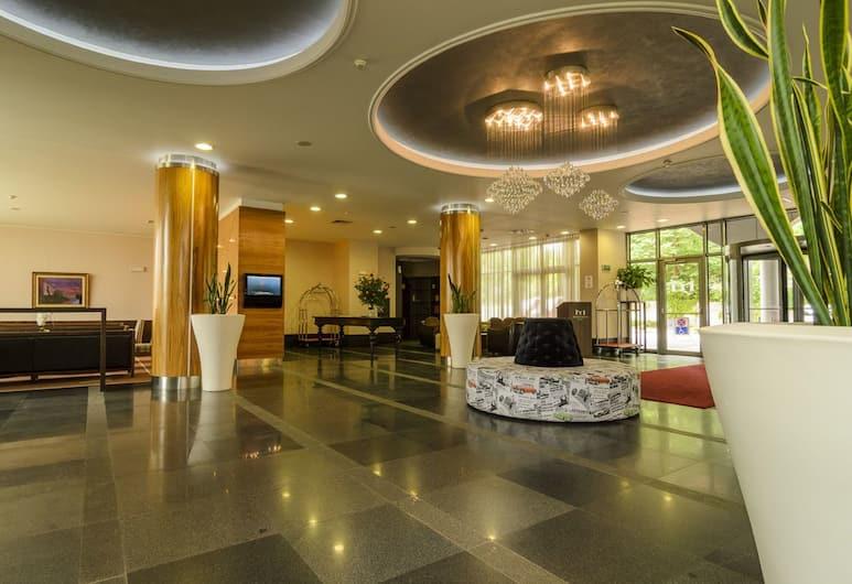 Metropolitan Hotel Sofia, Sofia, Lobby