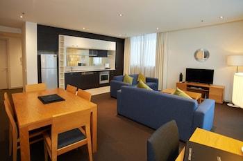Image de Amity Apartment Hotels à South Yarra