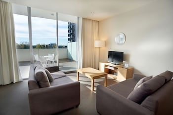 A(z) Amity Apartment Hotels hotel fényképe itt: South Yarra