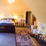 Улучшенный двухместный номер с 1 двуспальной кроватью - Зона гостиной