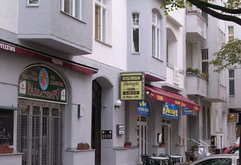 Hotel Pension Rheingold, Berlin
