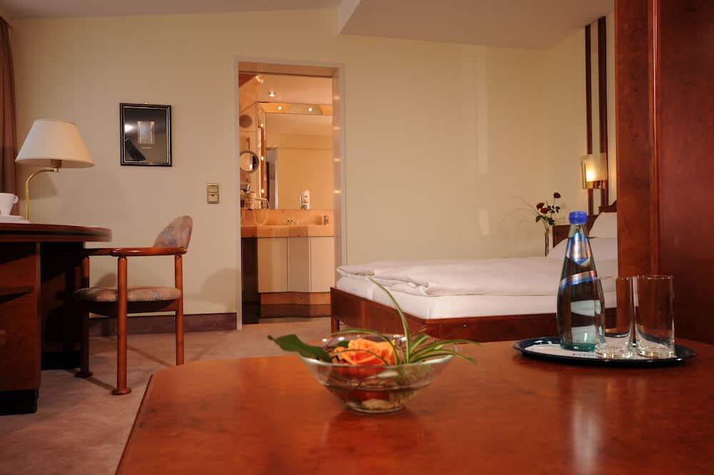 Habitación familiar, 1 habitación (for 3 People ) - Sala de estar