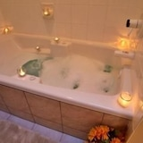 Bañera profunda