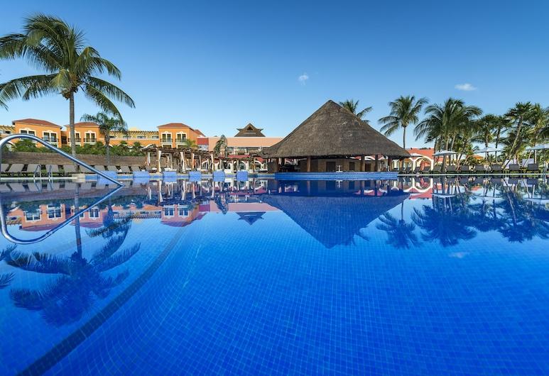 Ocean Coral & Turquesa - All Inclusive, Puerto Morelos, Havuz Kenarı Barı