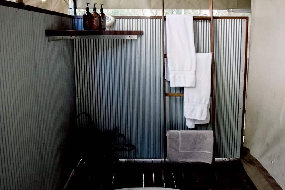 Original safari tent - Vonios kambarys