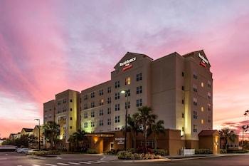 Orlando bölgesindeki Residence Inn by Marriott Orlando Airport resmi