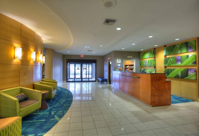 Springhill Suites by Marriott Tampa Brandon, Tampa, Lobi