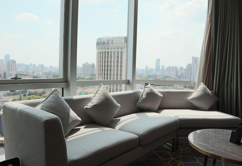 Howard Johnson Huaihai Hotel Shanghai, Šanghaj
