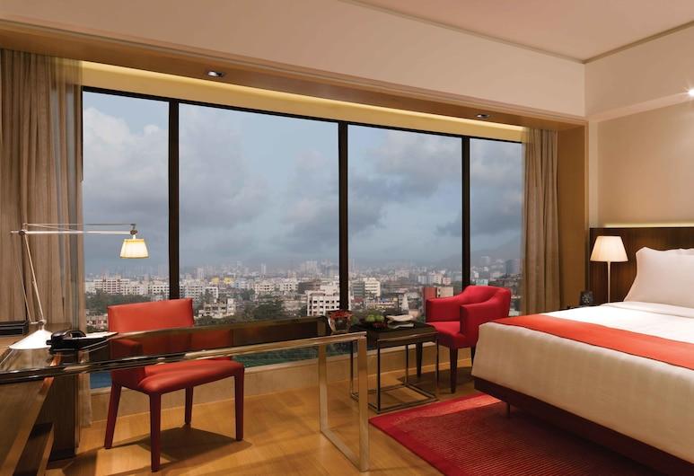 트라이덴트 반드라 쿠를라 뭄바이, 뭄바이, 클럽룸 (Trident), 객실 전망