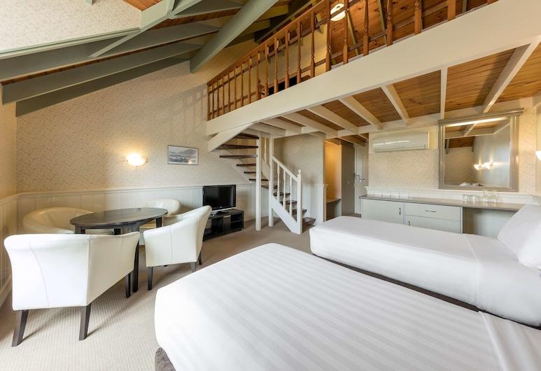 Best Western Olde Maritime, Warrnambool, Obiteljska soba (Mezzanine), Soba za goste