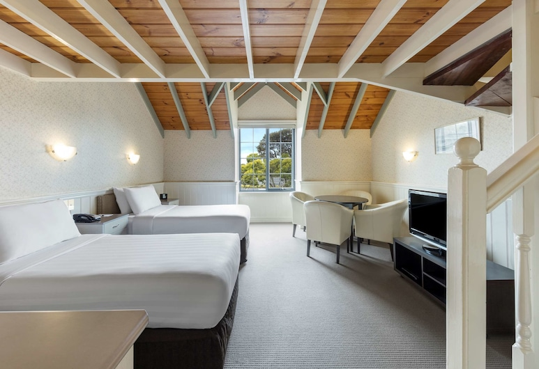 Best Western Olde Maritime, Warrnambool, Family Mezzanine, Guest Room
