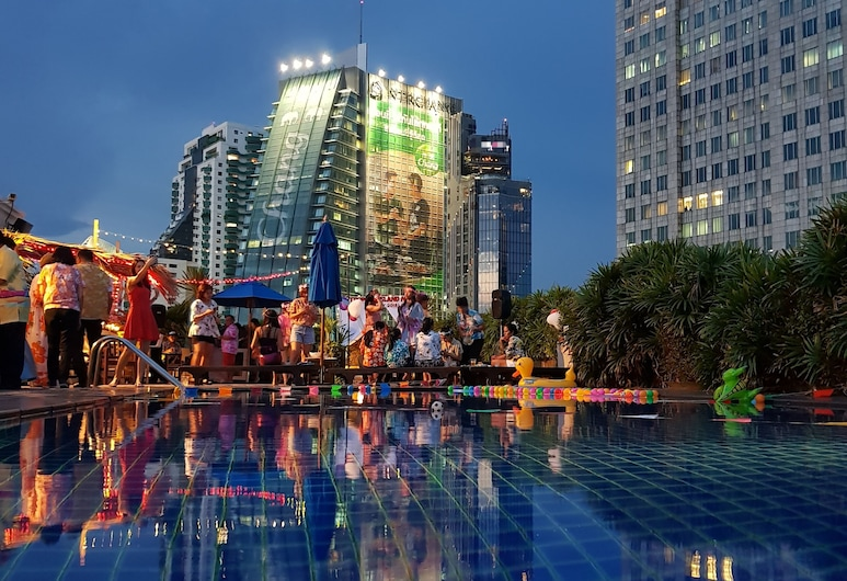 パーク プラザ スクンビット バンコク, バンコク, 屋外プール