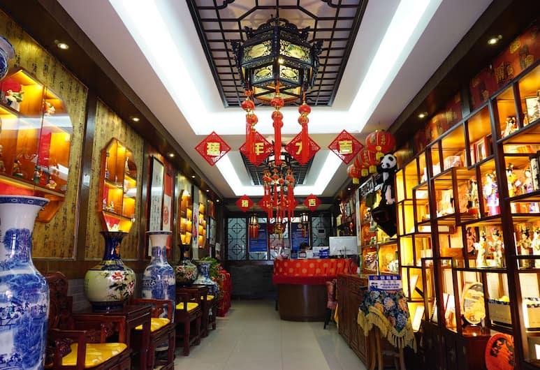 Beijing Double Happiness Hotel, Peking, Lobby