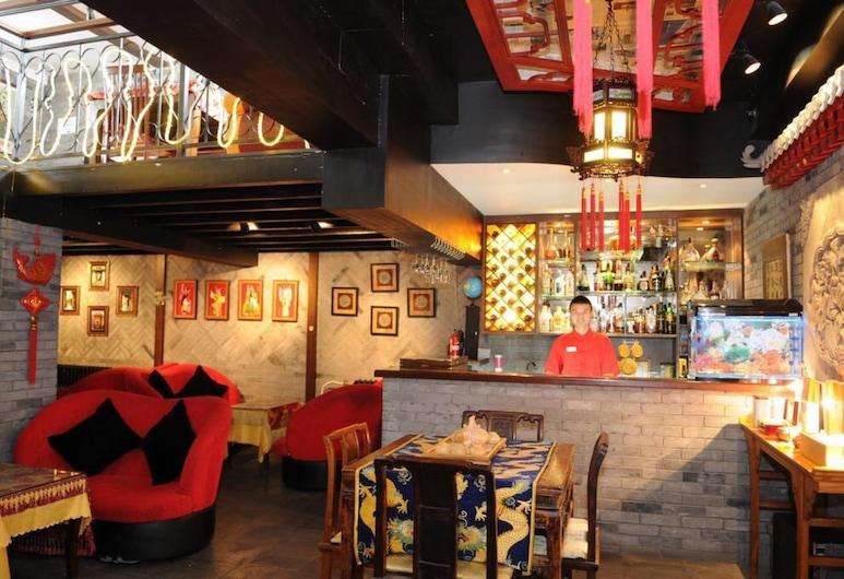 Beijing Double Happiness Hotel, Beijing, Hotellbar