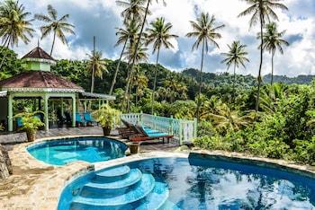 תמונה של  Fond Doux Eco Resort בסופרייר