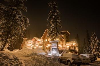 Naktsmītnes Winston Lodge attēls vietā Golden