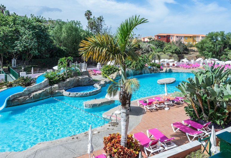 Blue Sea Costa Jardin & Spa, Puerto de la Cruz, Outdoor Pool