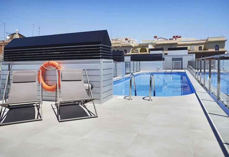 Aparthotel BCN Montjuic, Barcelona, Rooftop Pool