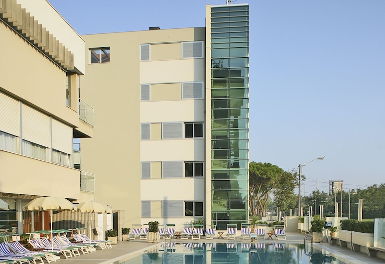 Hotel Ascot & Spa, Rimini, Piscina all'aperto