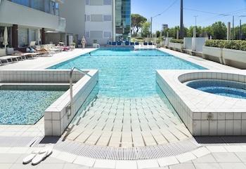 Foto di Hotel Ascot & Spa a Rimini