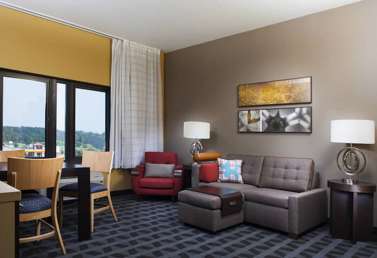 Towneplace Suites by Marriott Savannah Airport, Savannah, Kamer