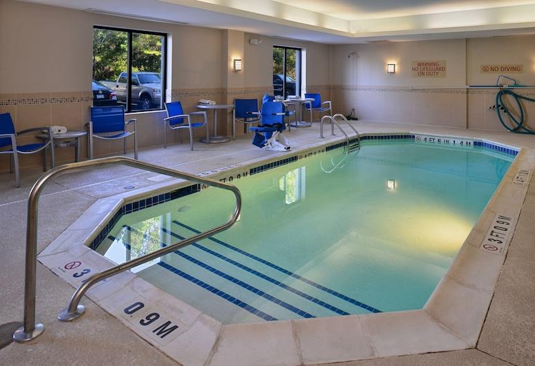 TownePlace Suites by Marriott Wilmington/Wrightsville Beach, Wilmington, Krytý bazén