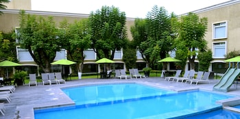 Picture of Plaza Camelinas Hotel in Queretaro