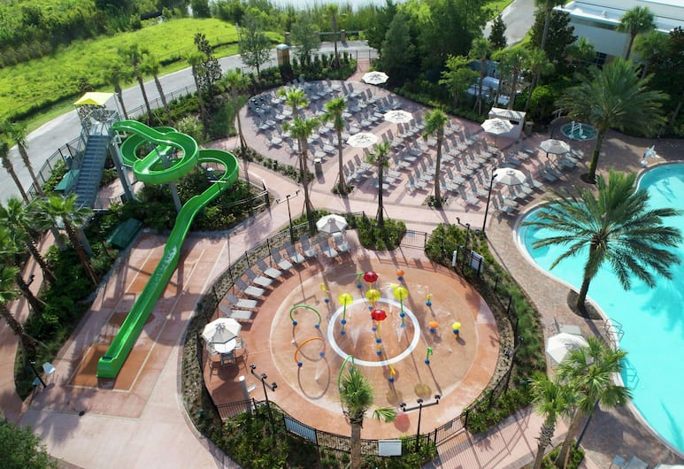 Las Palmeras by Hilton Grand Vacations, Orlando, Piscina