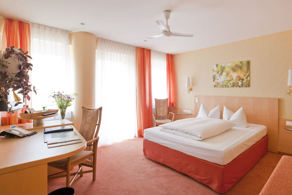 Double Room - Svetainės zona