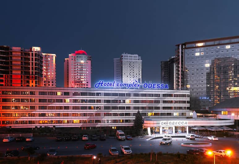 OK Odessa Hotel, Odessa, Exterior