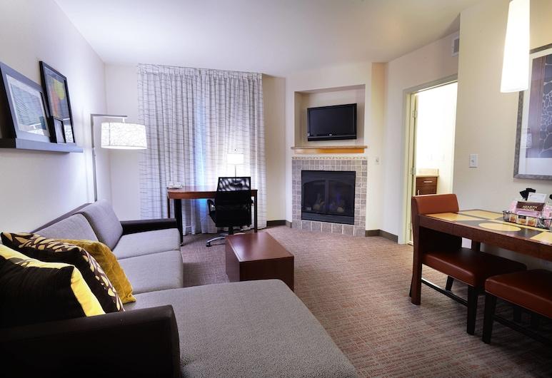 Residence Inn Marriott Airport, Lafayette, Svíta - 1 svefnherbergi - Reyklaust, Herbergi
