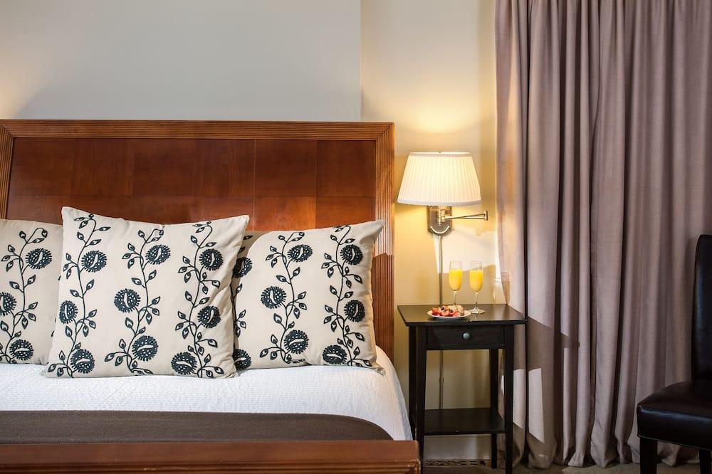 Suite, 1 Queen-Bett, Terrasse (Spring) - Zimmer
