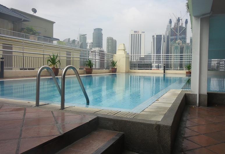 假日廣場飯店, 吉隆坡, 游泳池