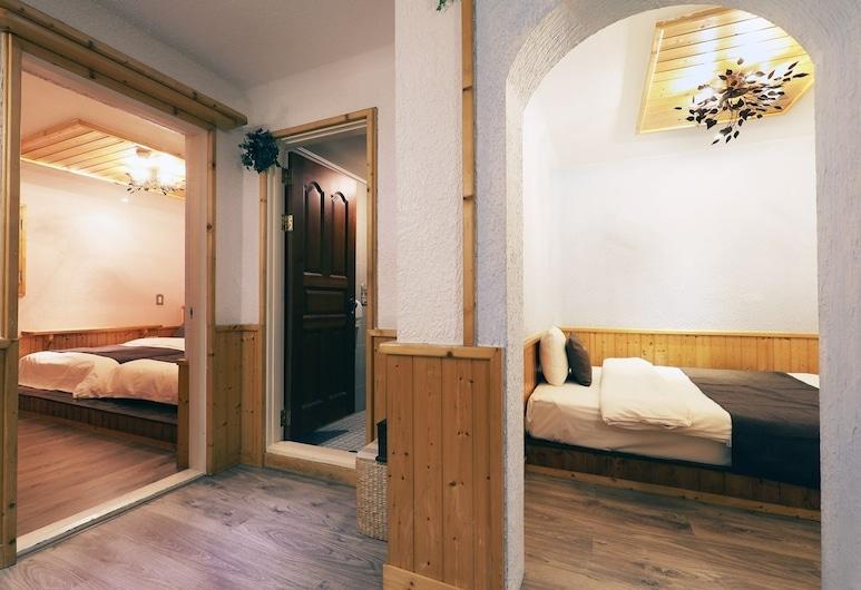 仁川機場海濱飯店, 仁川, 豪華雙人房, 2 間臥室, 非吸煙房, 客房