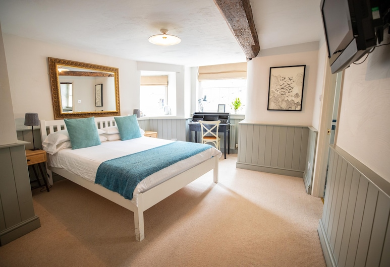 Tower House, Oxford, Deluxe Double Room, Ensuite, Guest Room