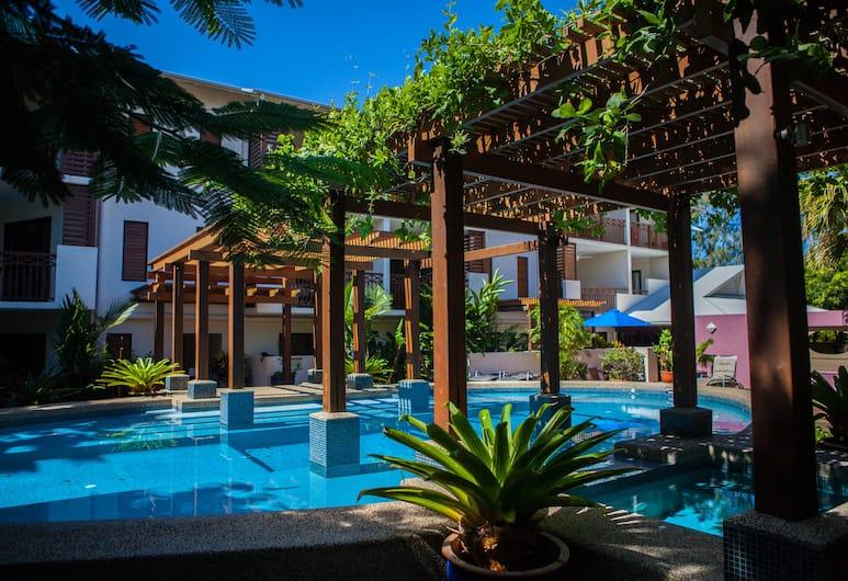 Freestyle Resort Port Douglas, Πορτ Ντάγκλας, Εξωτερική πισίνα