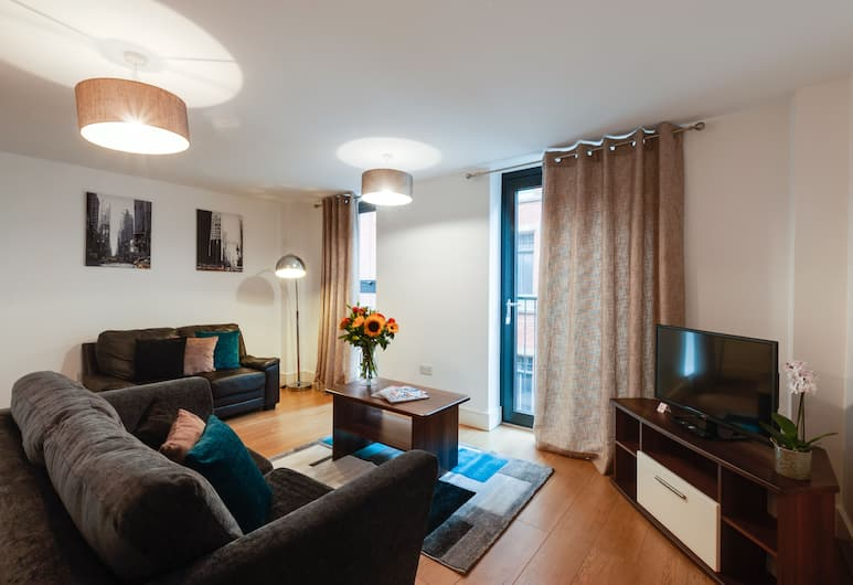 Base Serviced Apartments - Cumberland Apartments, Liverpool