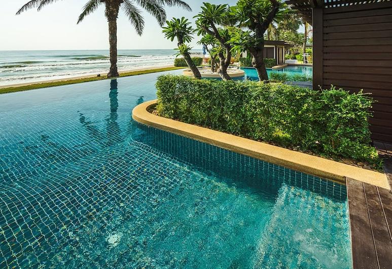 Aleenta Hua Hin - Pranburi Resort and Spa, Pranburi, Beachfront Frangipani Residence (Pool Access), Kamer