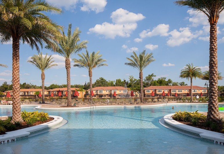 Regal Oaks - The Official CLC World Resort, Kissimmee, Medence