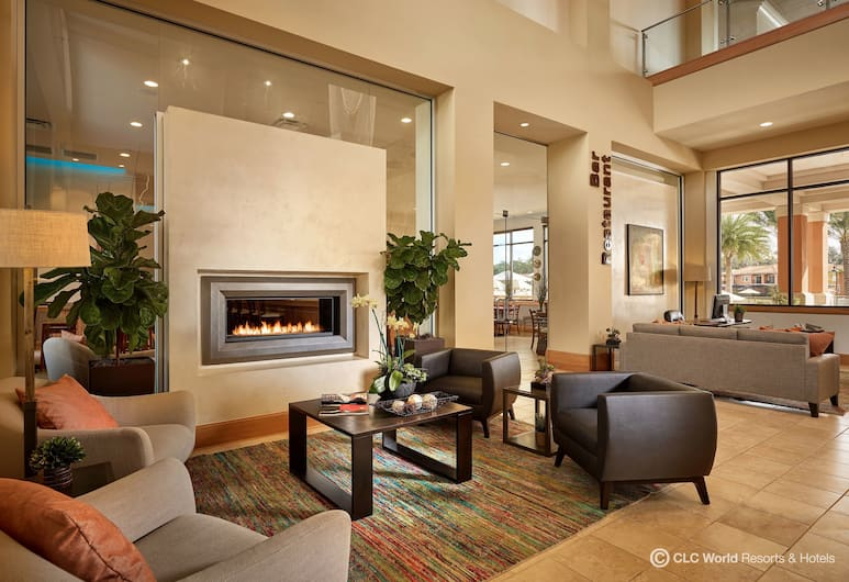 Regal Oaks - The Official CLC World Resort, Kissimmee, Fireplace