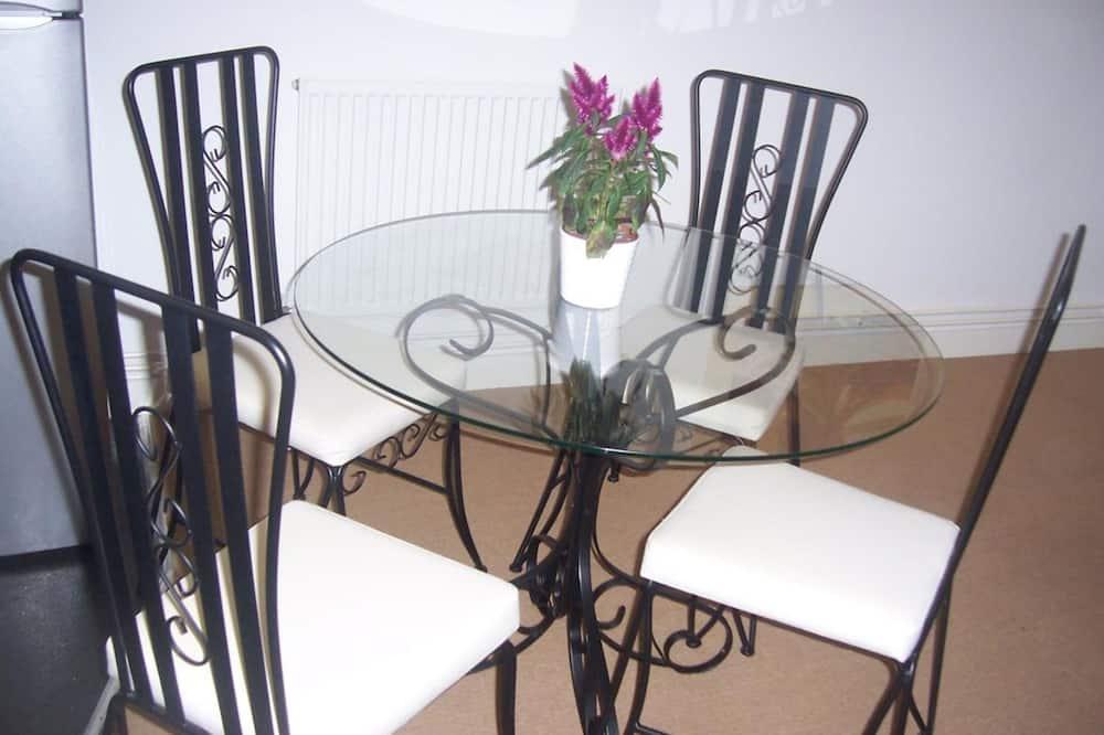 Διαμέρισμα, 1 Υπνοδωμάτιο (4 Guests) - Γεύματα στο δωμάτιο